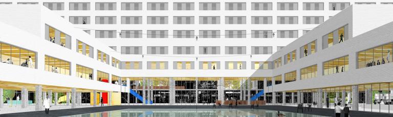 Nouvel Hôpital du GHdC